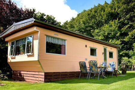 Ferienhaus Am Wald  von Goseck bei Naumburg/Saale