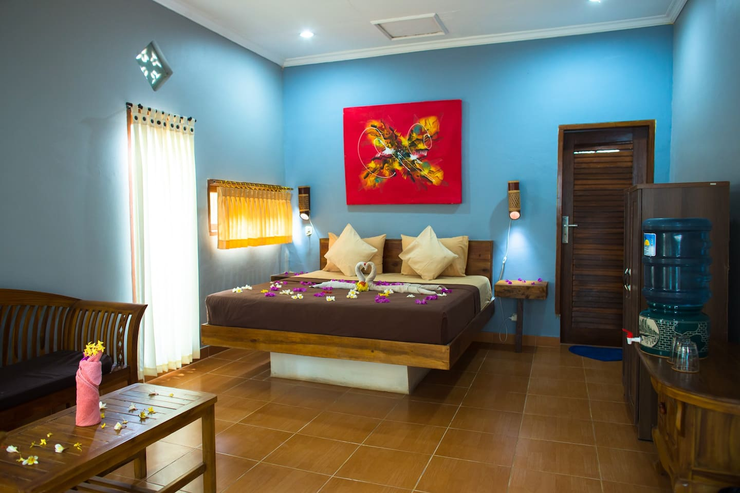 Your Spacious and Comfortable Room
