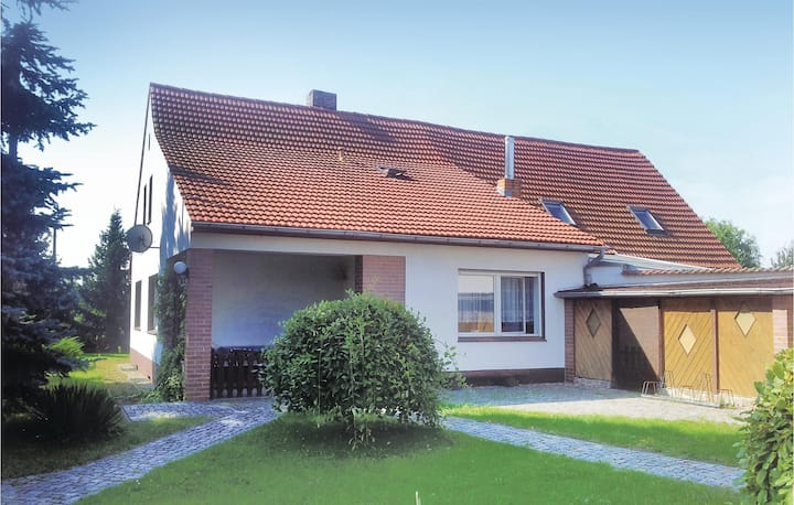 Amazing home in Lübbenau/Gross Beuchow with 3 Bedrooms