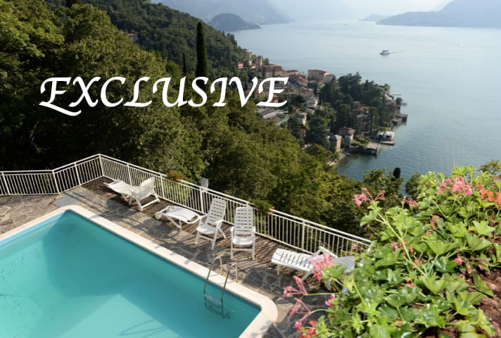MIRALAGO, spa apartment, privacy, exclusive views