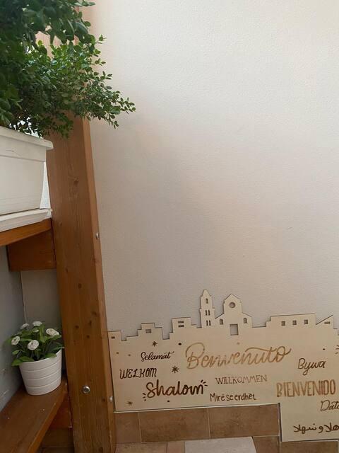 maison Frima - B&b - appartamento 4 posti - Matera