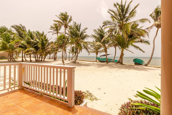 Sapphire Beach Resort 1 Bedroom Oceanfront Villa located in quiet secluded resort! (19B)