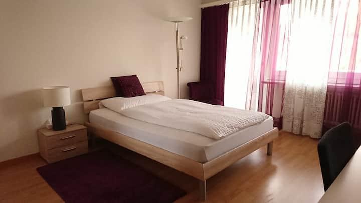 Einzelzimmer , City Hotel Wettingen