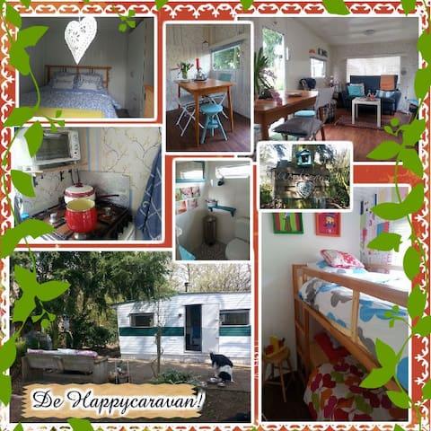 HappyCaravan - Nunspeet - Kamp Karavanı/Karavan
