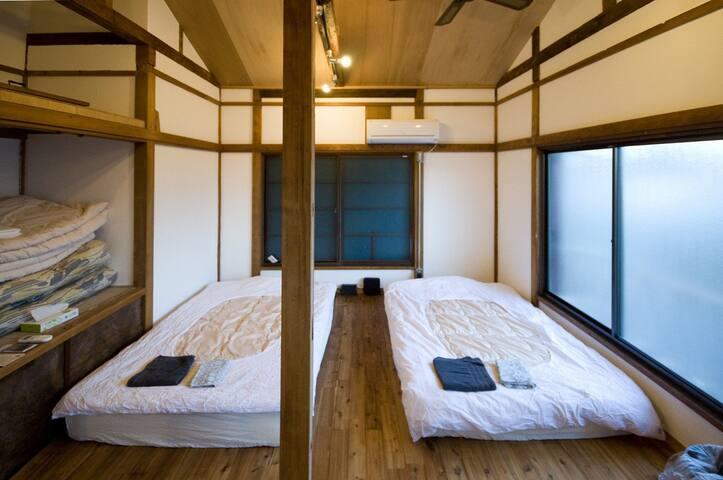 203 Room(Private Area)
