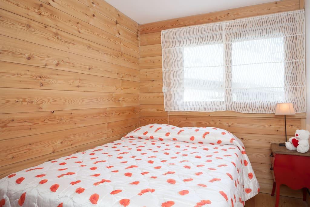 chambre 1 à lit de 160cm