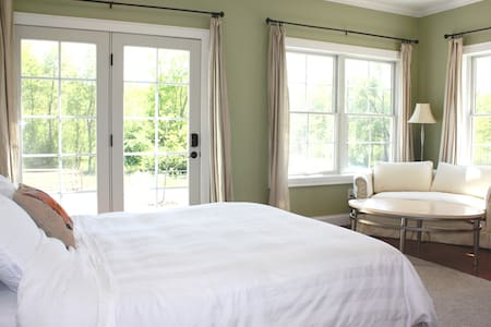 Brand New Guest Suite in Old Chatham Hunt Country