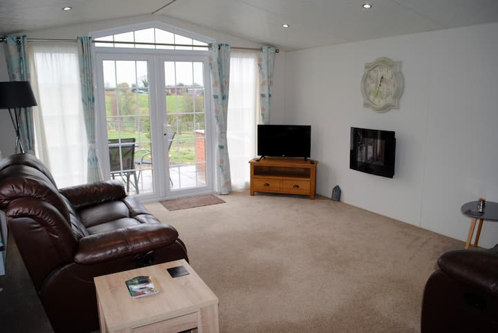 Detached Cabin,Relaxing Farm Stay,Fantastic Views