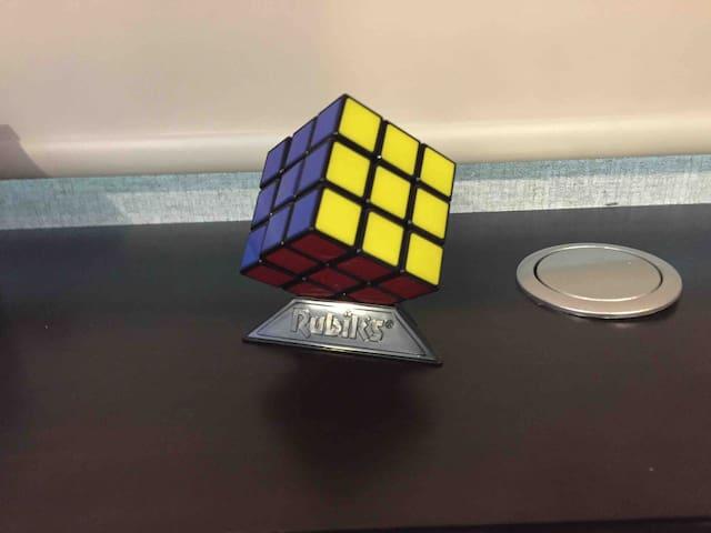 Rubrik's cube