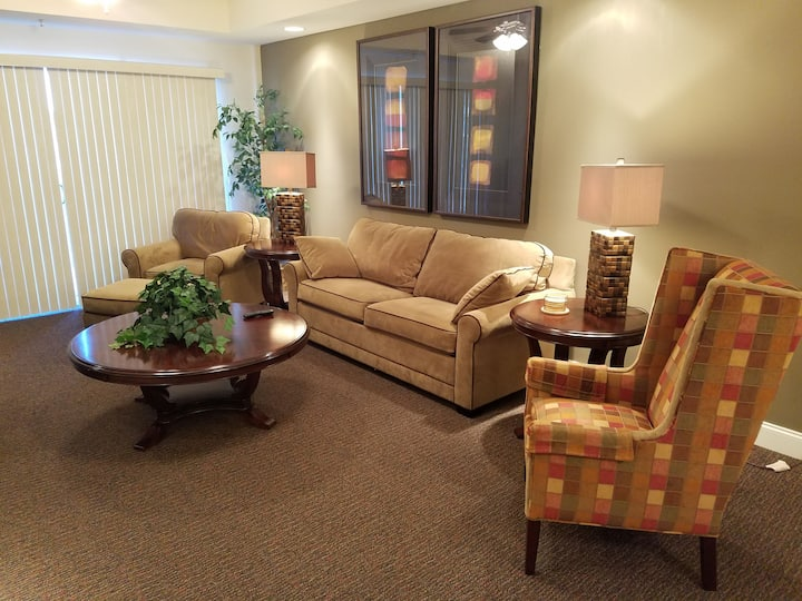 Gated Condo Community  across from BMS & NHRA Trac