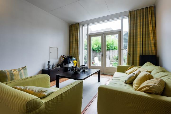 House in the center of Zaandam, 15 mins from A'dam