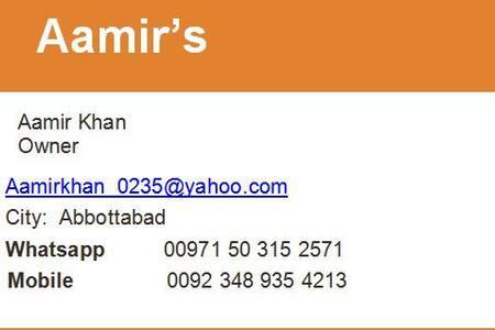 Aamir's