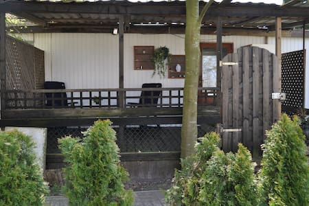 Quiet,cozy and beautiful surroundin - Nieuw-Dordrecht - Chalet