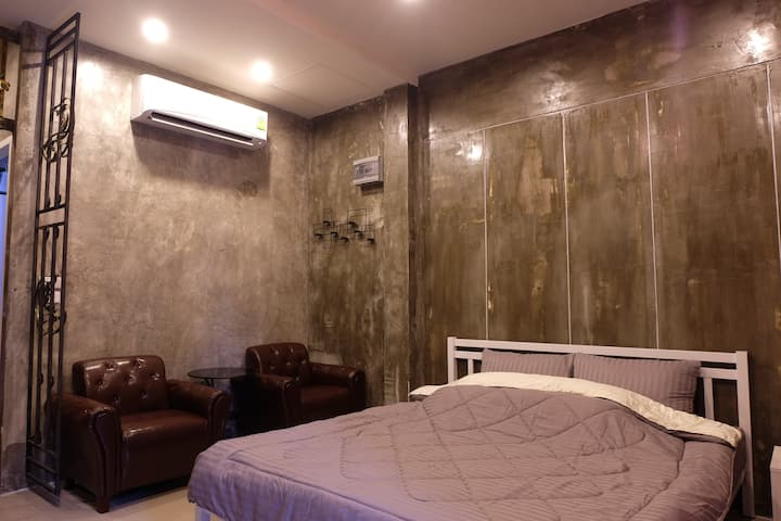 NEW Private loft studio room near Nimman rd(1)