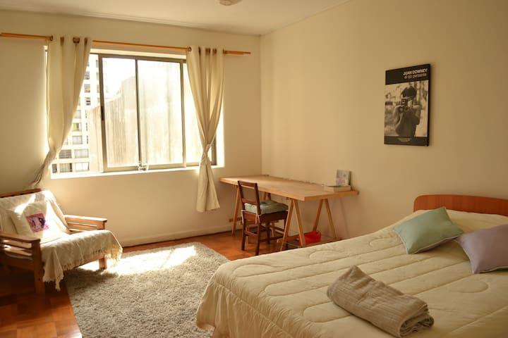 Céntrica habitación Valparaíso mujeres-disidencias