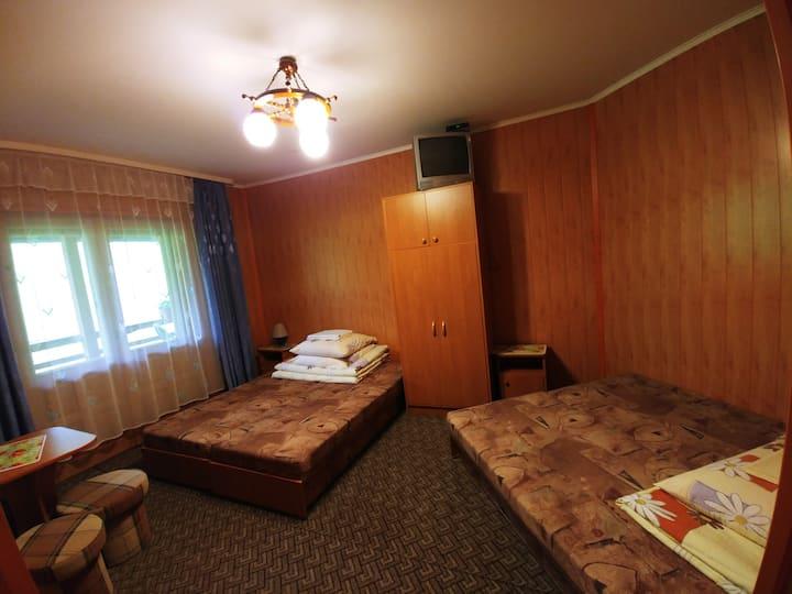 Pokój 1km od Term Chochołowskich