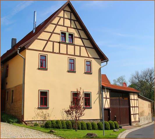 Ferienwohnung Landblick in Thüringen