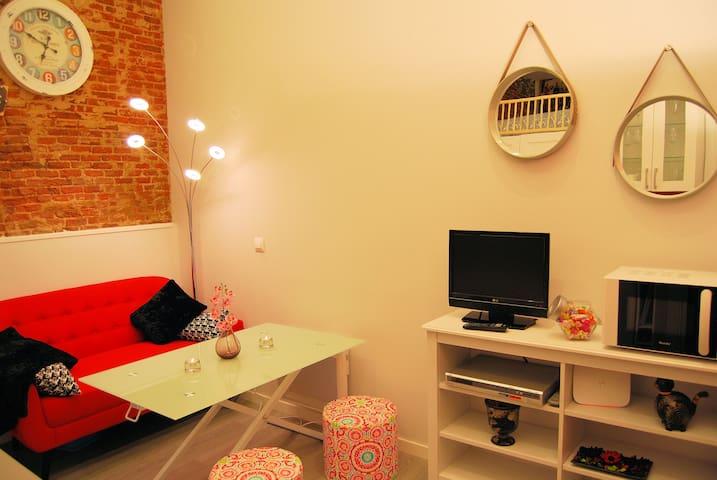 Apartamento céntrico en Malasaña/Chueca