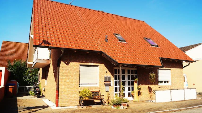 Schlafen in der ältesten Stadt Deutschlands - Worms - Apartamento
