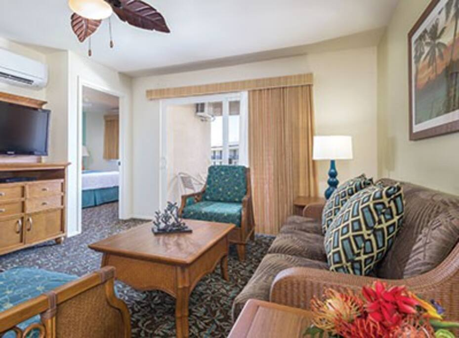 Maui 3 Bedroom Suite Worldmark Apartments For Rent In Kihei Hawaii United States