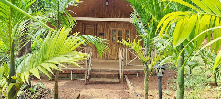 GAAJ by Green Gold Coastal Agro Resort-COTTAGE - 1