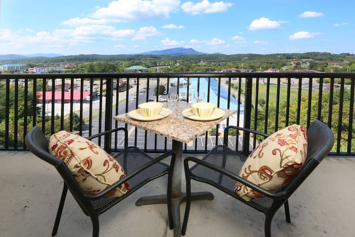 Mountain View Condo 1605 - Pigeon Forge - Condomínio
