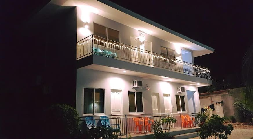 Oceanview Quadroom Stay in Oslob
