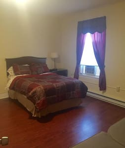(18-1) Bright, Private Studio Apartment! - Nashua