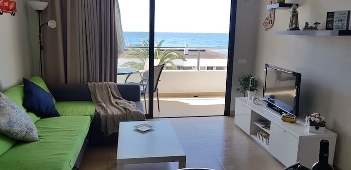 Double apartment with seaviews