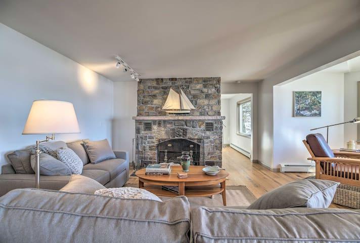 Plattsburgh Home w/ Deck on Lake Champlain