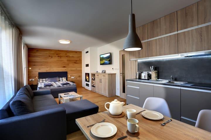 Apartment Klostermann  006 - centrum Železné Rudy