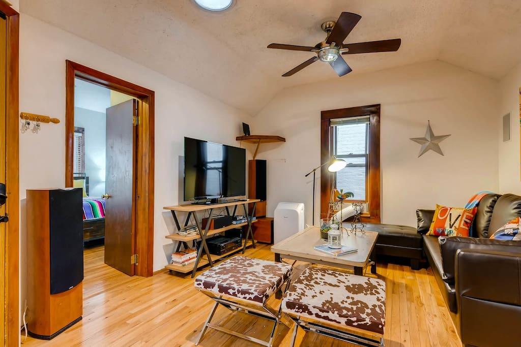 2 Bedroom Home Prime Denver Location Houses For Rent In Denver Colorado United States