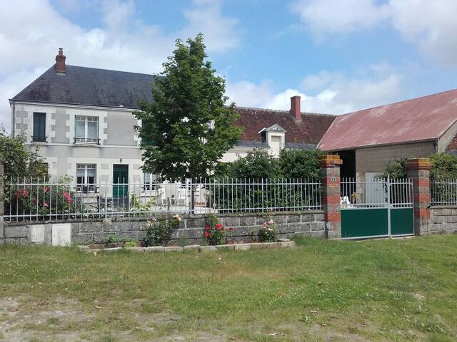 "B&B ""Les hirondelles du moulin"" - Sassay - Bed & Breakfast"