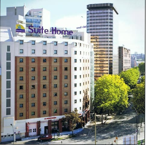 Double room in Canal Suites hotel