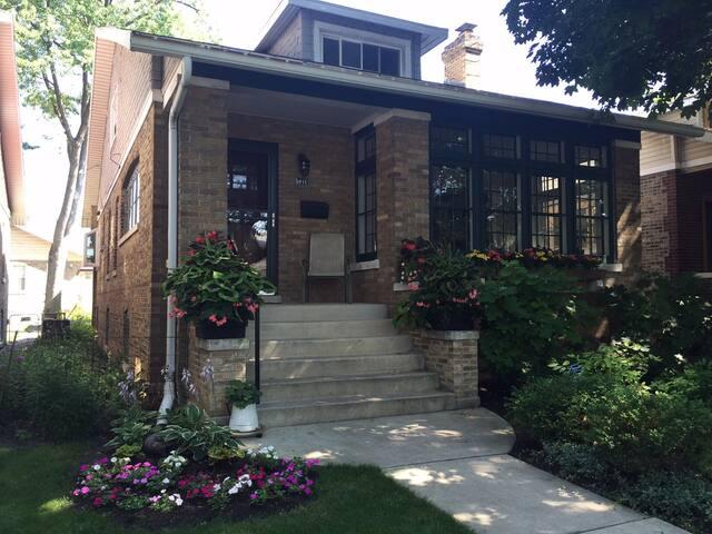 Jefferson Park Bungalow - complete - Chicago - Huis