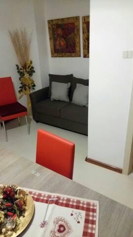 Appartamento rosso TRE CIME DI LAVAREDO - Auronzo di Cadore - Apartment
