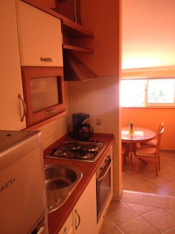 apartman s pogledom na more - Brodarica - Appartement