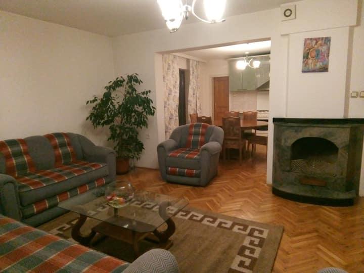 A cozy apartment in Prishtina
