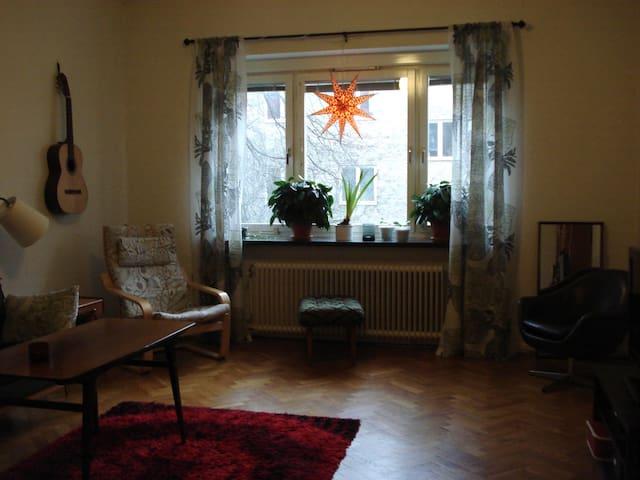 Fin lägenhet i mysiga Kirseberg - Malmö - Leilighet