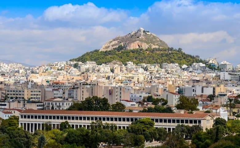 Lycavittos Athens
