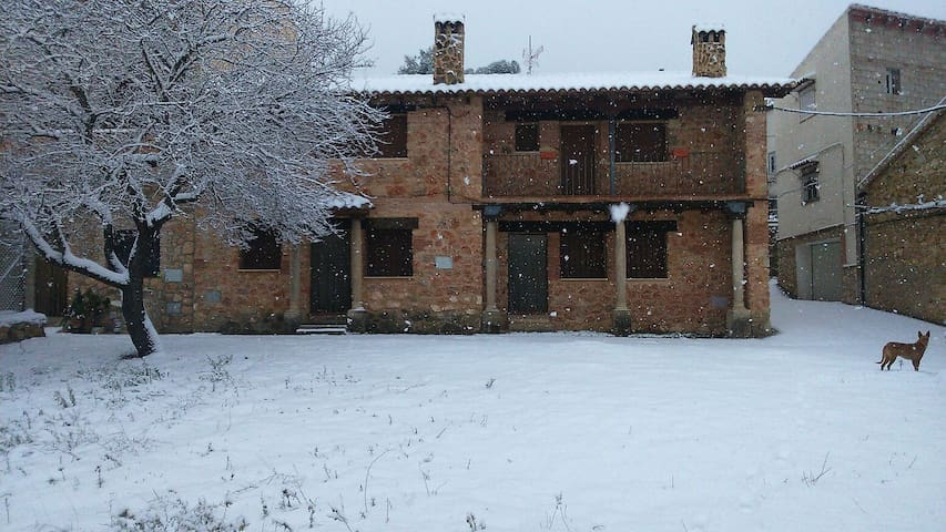 Casa Rural en Moropeche (Yeste). - Moropeche - House