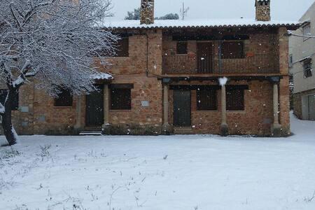 Casa Rural en Moropeche (Yeste). - Moropeche - 独立屋