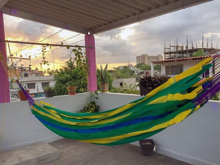 Sirena Dep. Céntrico con hermosa terraza