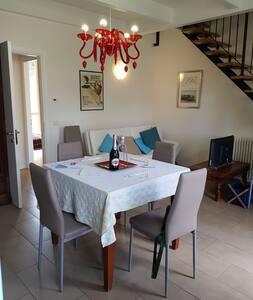 Stylish new appartment near the beach Marina Romea
