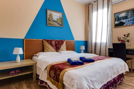 VENICE PANDA BNB (double room) - เวนิซ