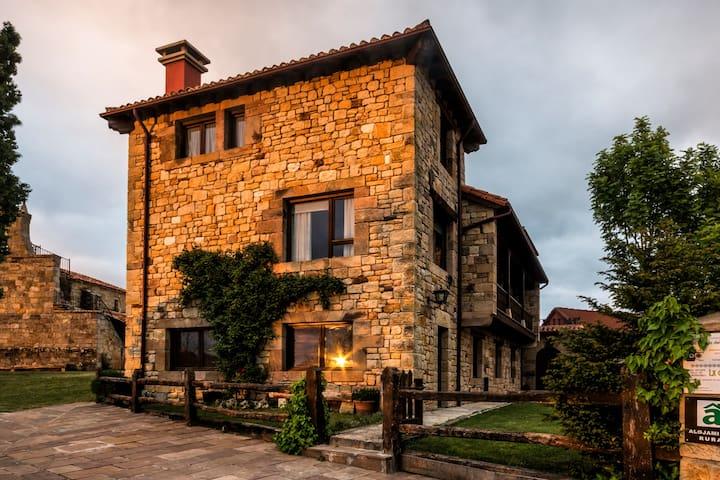 Casa completa.Orbaneja del Castillo, Valderredible