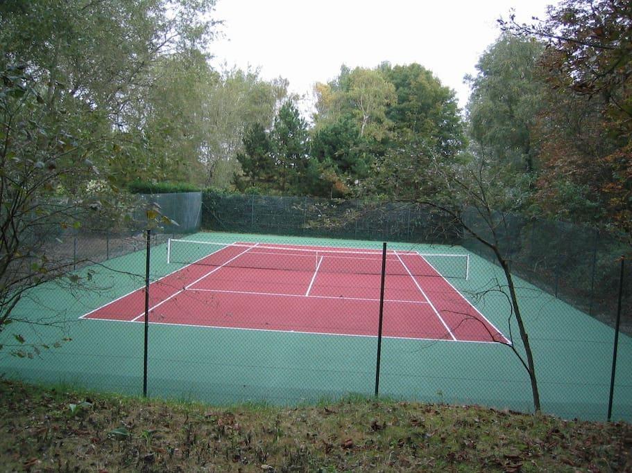 tennis privatif