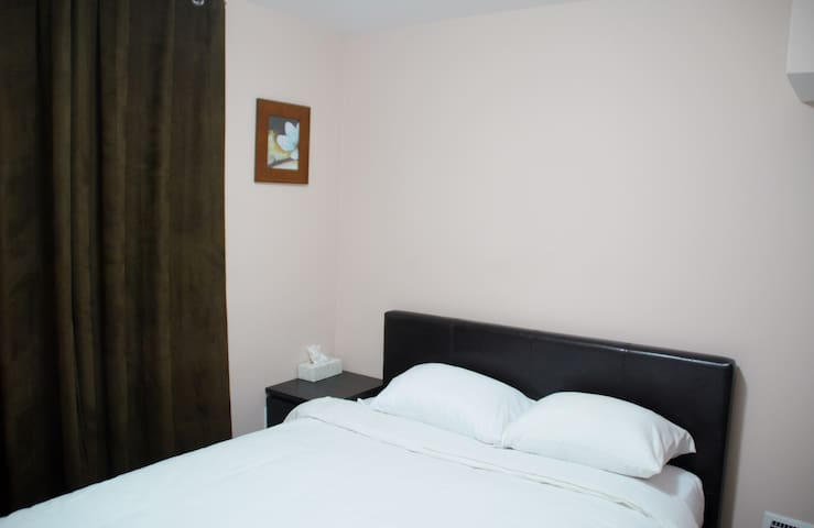 Beautiful and spacious two bed room apartment