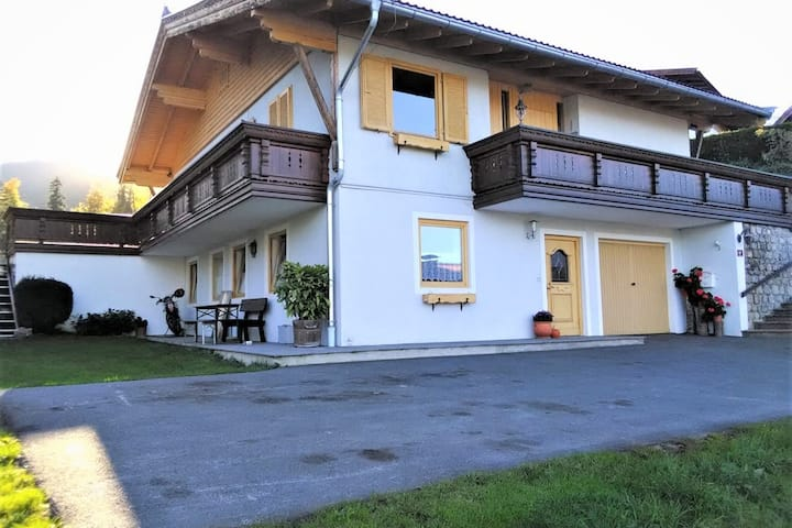 Lovely Apartment in Hopfgarten im Brixental with Garden