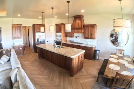 Brand New home!  Amazing great room! - Washington